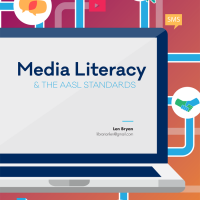 Media Literacy and the AASL Standards (Volume 47, No. 1, pgs 38-44)