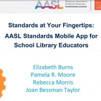 Standards at Your Fingertips: AASL Standards Mobile App for School Library Educators