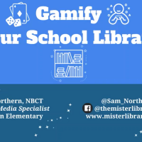Gamify Your School Library