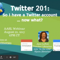 Twitter 201: Now I'm a Tweep - What's Next?