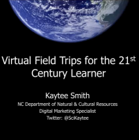 Virtual Field Trips for the 21st Century Learner