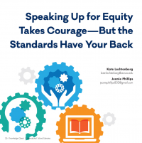 Speaking Up for Equity Takes Courage— But the Standards Have Your Back (Volume 46, No.5, pgs 56-63)