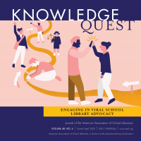 Volume 48, No.4 - Engaging in Viral School Library Advocacy