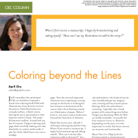 CBC Column: Coloring beyond the Lines (Volume 46, No. 1, pgs 62-64)