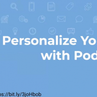 Personalize Your PD with Podcasts