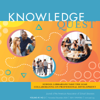 Volume 49, No.2 - School Librarians Take the Lead Collaborating on Professional Development