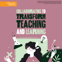 Collaborating to Transform Teaching and Learning (Volume 49, No.2, pgs 20-26)