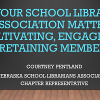 Your State School Librarian Association Matters: A Conversation about Cultivating, Engaging, and Retaining Members
