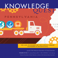 Volume 49, No.3 - The AASL Standards Are the School Library Standards in Pennsylvania