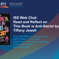 "Read and Reflect on ""This Book is Anti-Racist"" by Tiffany Jewell"