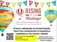 School Librarians as Rigor Raisers: Practical Approaches to Rigorous Learning