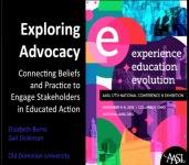 Exploring Advocacy: Connecting Beliefs and Practice to Engage Stakeholders in Educated Action