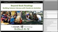 Beyond Book Readings: Building Science Literacy with Hands-On Activities