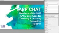 AASL Best Apps for Teaching & Learning 2017