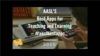 AASL Best Apps for Teaching and Learning