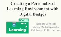 Creating a Personalized Learning Environment with Badges and Problem Solving