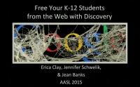 Free Your K-12 Students from the Web with Discovery