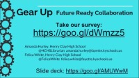 Gear Up: Future Ready Collaboration
