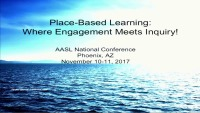 Place Based Learning: Where Engagement Meets Inquiry!
