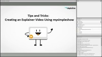 Tips and Tricks: mysimpleshow DIY Explainer Video Creator