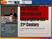 The School Librarian and Copyright in the 21st Century: Using Digital Media and Obeying the Law
