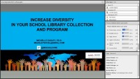 A Practical Approach to Growing a Diverse School Library Collection and Program