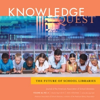 Volume 46, No. 4 - The Future of School Libraries