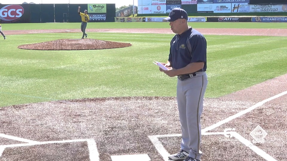 Infield Play with Bill Kurich