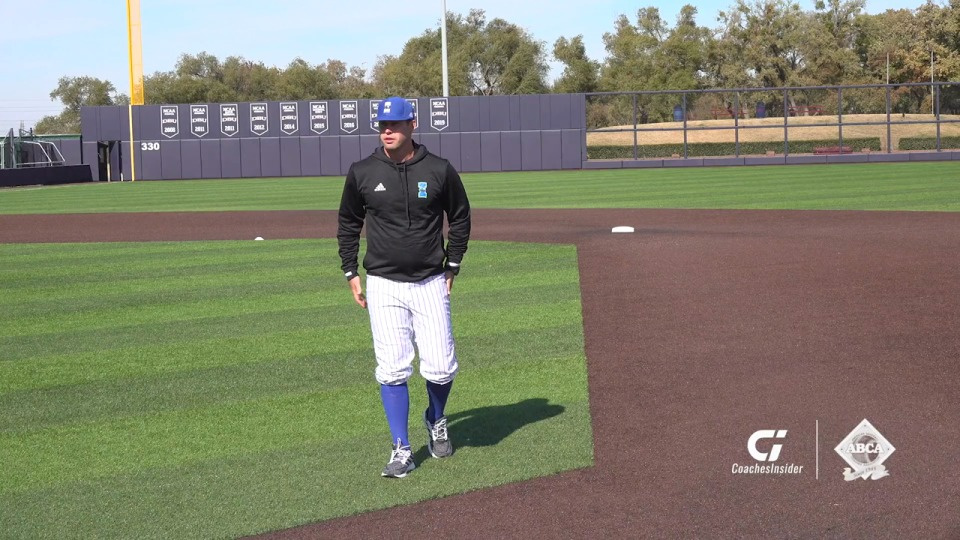 Baserunning with Seth Larue