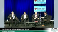 Hot Topics in AML and Financial Crime