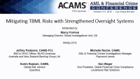 Mitigating TBML Risks with Strengthened Oversight Systems