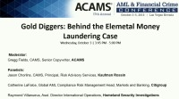 Gold Diggers: Behind the Elemetal Money Laundering Case