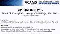 Is KYD the New KYC? Practical Strategies to Know, and Manage, Your Data