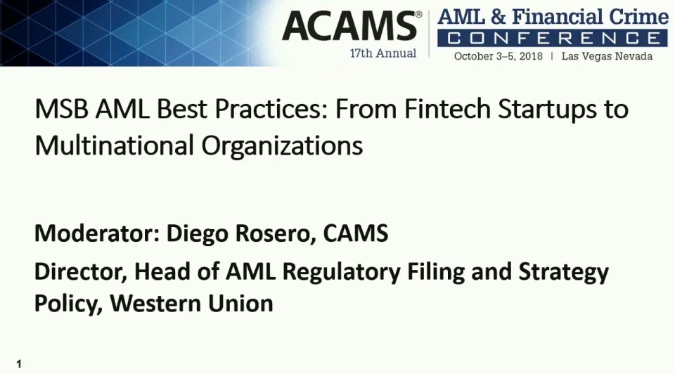 MSB AML Best Practices: From Fintech Startups to
