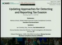 Updating Approaches for Detecting and Reporting Tax Evasion