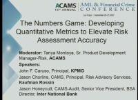 The Numbers Game: Developing Quantitative Metrics to Elevate Risk Assessment Accuracy