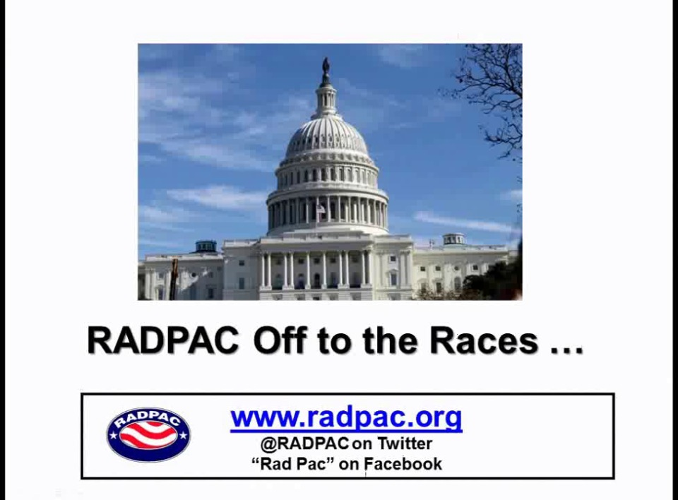 radpac off to the races