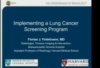 Lung Nodules and Cancer Screening