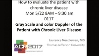 How to Evaluate the Patient with Chronic Liver Disease