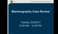 Mammography Case Review (MCR)