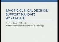 Partnering With Your Health System to Select and Implement Clinical Decision Support for Imaging