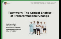 Teamwork: The Critical Enabler of Transformational Change (No CME)
