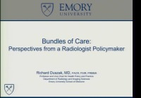 Bundles of Care: Preserving Quality and Compensation