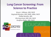 Lung Cancer Screening: From Science to Practice