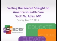 Setting the Record Straight on America's Healthcare