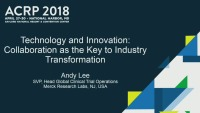 Technology and Innovation: Collaboration as the Key to Industry Transformation