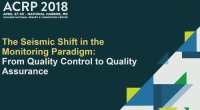 The Seismic Shift in the Monitoring Paradigm: From Quality Control to Quality Assurance