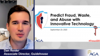 W105- Predict Fraud, Waste and Abuse with Machine Learning (FOS: IT)