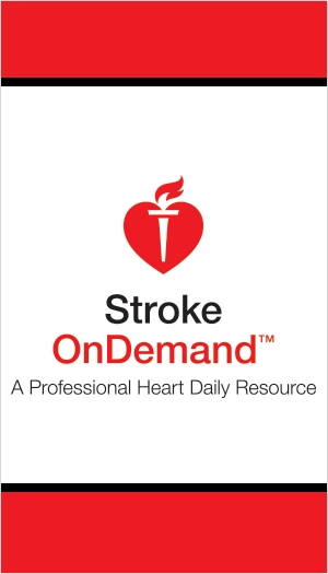 2019 Stroke On Demand