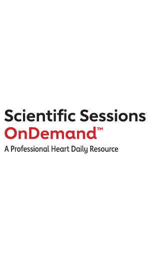 2019 Scientific Sessions On-Demand